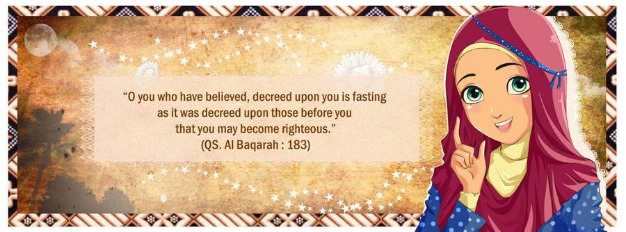 Ramadan by ainosora