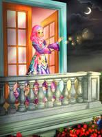 Princess Aisyah by ainosora
