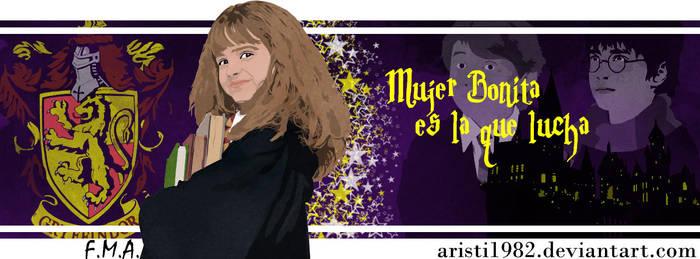 Mujer Bonita... - Series 13 - Hermione by aristi1982