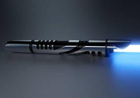 Lightsaber by skullalf