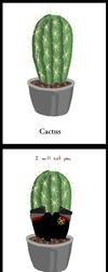 Cactus Everdeen by Piixx
