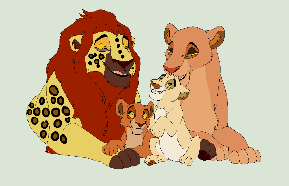 Happy Family by chassb