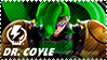 .:Dr. Coyle Stamp:. by MarshallLeeAlh