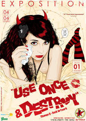 Use Once and Destroy end by rock-artwork