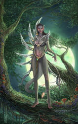tribal blade by MarkGart