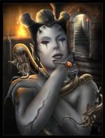 Kali by MarkGart