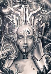 Borg Divine by MarkGart