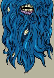 Blue beard by Donna-Quixote
