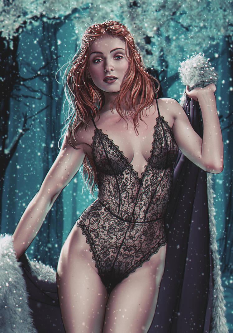 Sansa Stark by ViiPerArt