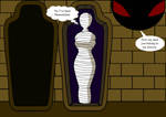 Tea Mummy Peril 5 by Duel-Monsters
