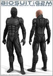 Biosuit for G2M by DarioFish