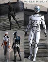 Wraith Suit by DarioFish