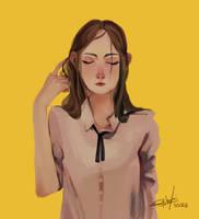 Yellow by Fujoshi-Pervertida