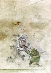 Frog prince 1 by tayama