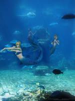 Mermaids by multypersonality