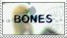 Bones Stamp by SummerGal7