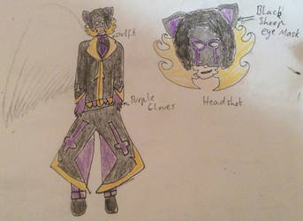 Chruchverse AU Soul Sinner by PurpleGuytheKiller
