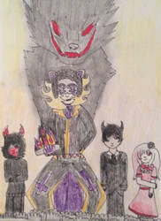 New King Rise by PurpleGuytheKiller