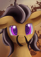 Manly tears by Ardail