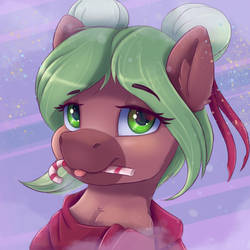 Cocoa Mint Icon by Ardail