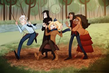 Swing Swing by MarionetteDolly