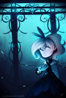 They had lights inside their eyes by MarionetteDolly