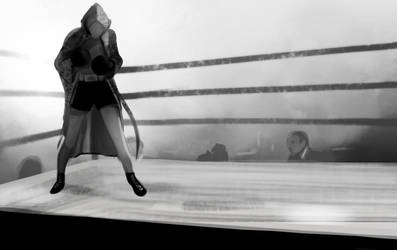 CL1 - Raging Bull by MarionetteDolly