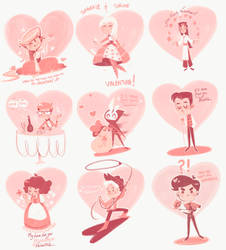 VdM - Valentines by MarionetteDolly