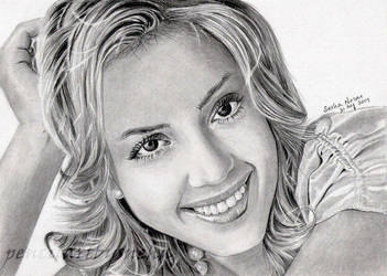Jessica Alba by artmapassion
