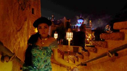 2016 Helloween in Tokyo Disneyland by Tiniehyde