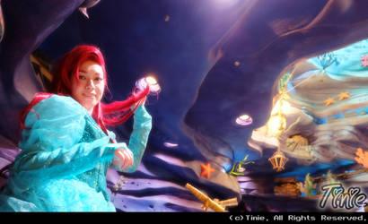 2016 Helloween in Tokyo DisneySea 6 by Tiniehyde