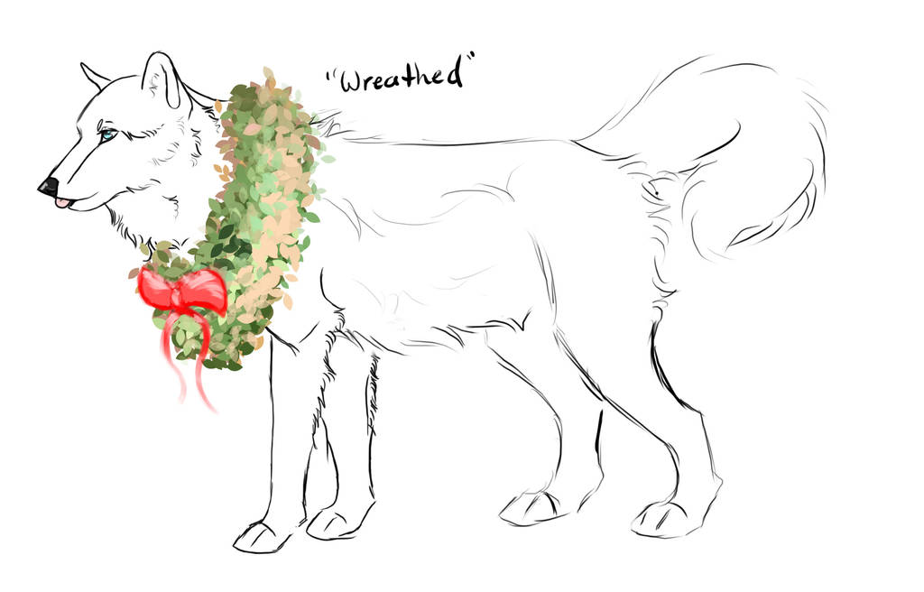 Wreathed YCH by Lunicea