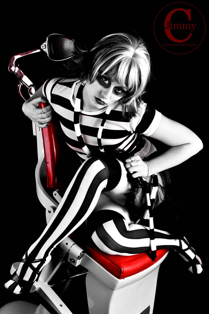 The Daughter of Beetlejuice II by Zymmij