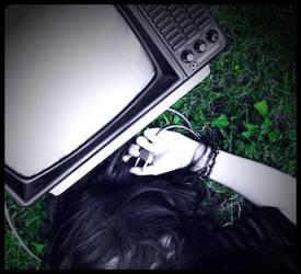 TV kills by Malleni