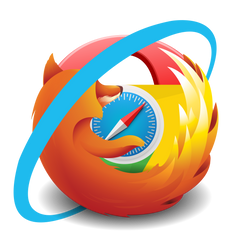 Browser Icon Mashup by Supuhstar