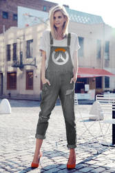 Overwatch Overalls by Supuhstar