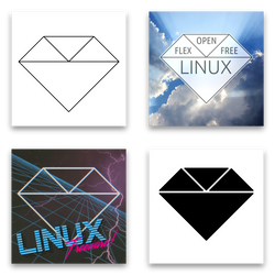 Crazy Idea: Linux Logo Redesign by Supuhstar