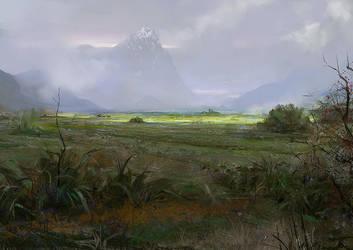 Meadow by algenpfleger