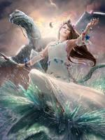 Princess of Atlantis 2 by algenpfleger