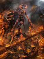 Demon by algenpfleger