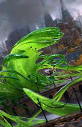 Mr Ooze by algenpfleger