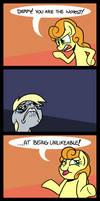 The Worst by Zicygomar