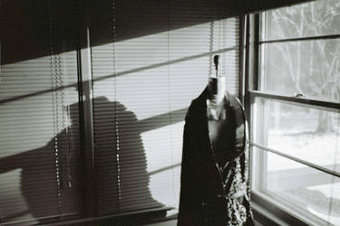 Smoking Jacket with Shadow by lemonbar77