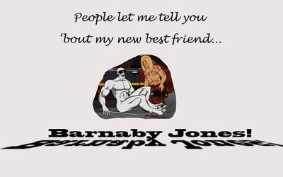 Barnaby Jones by lemonbar77