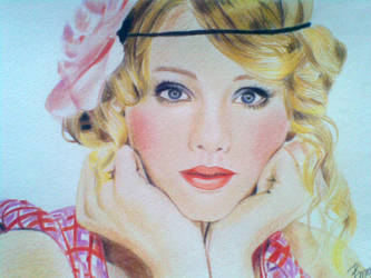 Taylor Swift by Vira1991