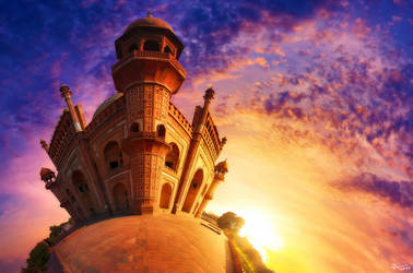 Tales From Agrabah by ratulupadhyay
