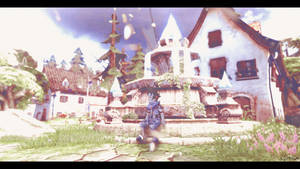 Dragon Nest - Lonely #1 by clorain
