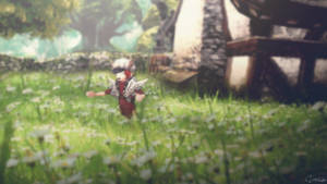 Dragon Nest - Lonely #2 by clorain