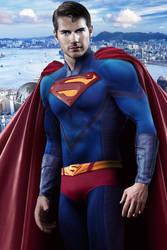 Superman: Man of Steel by jamce