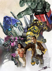 Transformers by shanemadden